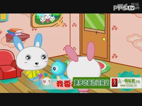 儿歌 小白兔乖乖(1) 293x220-小白兔乖乖儿图片