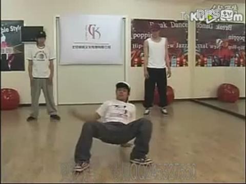 街舞教学视频 简单街舞教学托马斯
