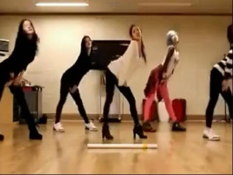 现代舞舞蹈视频lonely
