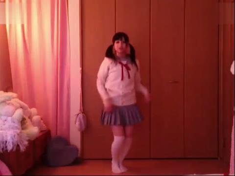 口罩美女自拍摇滚劲爆舞蹈视频
