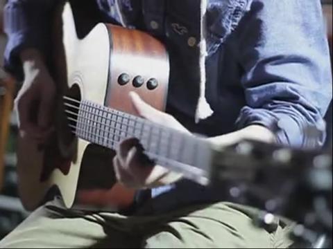 很想讨厌你弹唱吉他谱