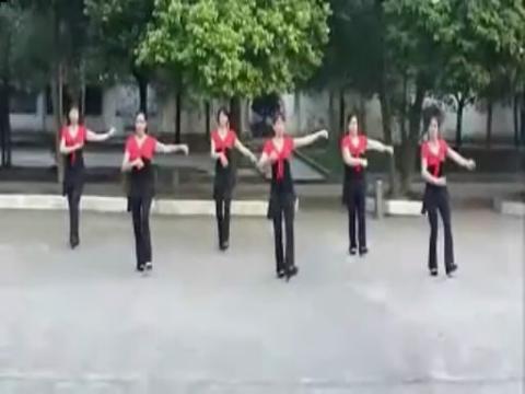美久广场舞 美舞都是为了爱
