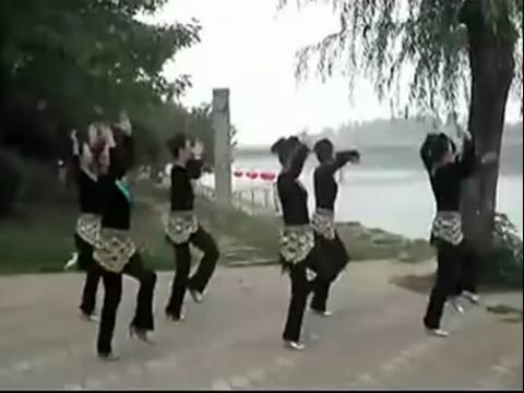 广场舞 《印度美女》