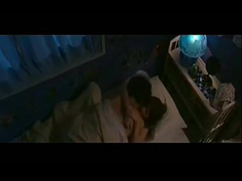 吻戏床戏片段大全《形影不离》吴彦祖