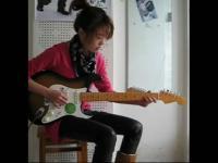 美女吉他弹唱《滴答》 频道:美女吉他翻弹唱