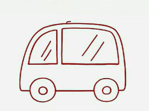 宝宝学画画:简笔画教程图片
