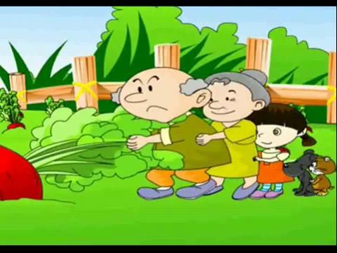 儿童故事-儿童睡前故事大全之大萝卜