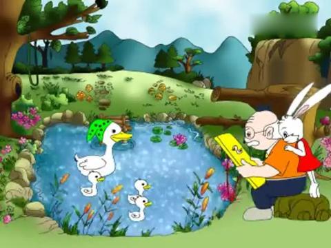 简笔画教程 鸭子 画鸭子视频教程