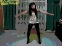 韩国美女dj热舞视频