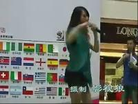 性感足球宝贝米娜热舞视频
