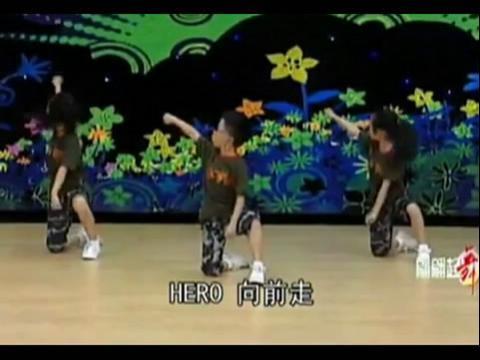 幼儿舞蹈视频 加油歌