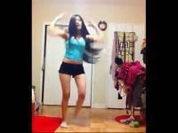 美女舞蹈类视频