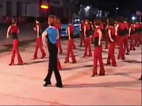 场舞一生无悔14步_广场舞一生无悔 14步