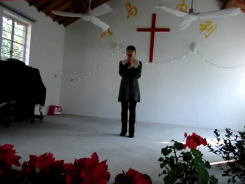 基督教歌曲《耶酥你为了谁》-耶稣爱你 基督教歌曲耶稣真爱你